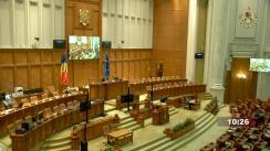 Ședința în plen a Camerei Deputaților României din 12 octombrie 2021