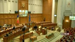 Ședința în plen a Camerei Deputaților României din 13 octombrie 2021