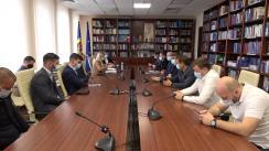 Consultări publice organizate de Comisia economie, buget și finanțe asupra proiectului de Lege privind modificarea Codului vamal (înlăturarea prohibiției importului pieselor auto uzate)