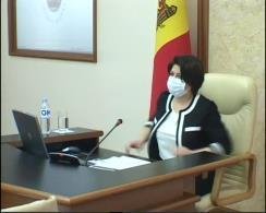 Ședința Guvernului Republicii Moldova din 13 octombrie 2021