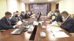 Audieri în cadrul ședinței Comisiei securitate națională, apărare și ordine publică cu privire la programarea pentru susținerea examenului de calificare pentru obținerea permisului de conducere