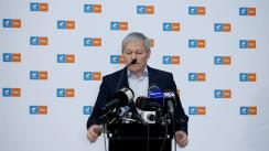 Declarație de presă susținută de premierul desemnat, Președintele USR PLUS, Dacian Cioloș