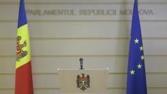 Conferință de presă susținută de Președintele Comisiei securitate națională, apărare și ordine publică, Lilian Carp