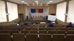 Ședința Consiliului Municipal Chișinău din 13 octombrie 2021