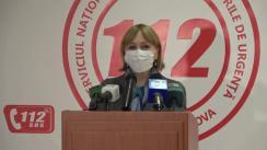 Conferință de presă organizată de Ministerul Sănătății privind lansarea oficială a proiectului de monitorizare la distanță a pacientului cu COVID-19
