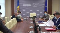 Ședința Comisiei economie, buget și finanțe din 13 octombrie 2021