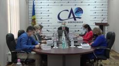 Ședința Consiliului Audiovizualului din 15 octombrie 2021