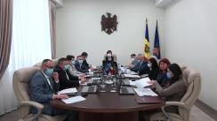 Ședința Consiliului Superior al Procurorilor din 15 octombrie 2021