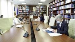 Ședința Comisiei economie, buget și finanțe din 14 octombrie 2021