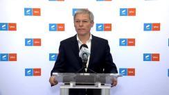 Declarație de presă susținută de premierul desemnat Dacian Cioloș