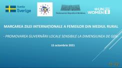 Ședință de lucru organizată de Comisia administrație publică cu Ambasadoarea Suediei în Republica Moldova, reprezentanți ai UN WOMEN Moldova și ai Rețelei Femeilor CALM