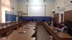 Conferință de presă organizată de Ministerul Sănătății privind evoluția situației epidemiologice COVID-19 și campaniei de vaccinare