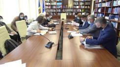 Ședința Comisiei economie, buget și finanțe din 20 octombrie 2021