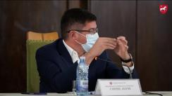 Ședința ordinară a Consiliului Județean Iași din 20 octombrie 2021