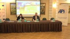 """Eveniment de prezentare a rezultatelor proiectului """"Societatea civilă și media regionale în sprijinul reformelor europene, dezvoltării durabile și participării cetățenilor la consolidarea democrației locale"""""""