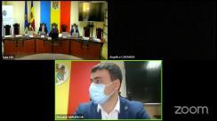 Ședința Comisiei Electorale Centrale din 23 octombrie 2021