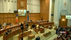 Ședința în plen a Camerei Deputaților României din 25 octombrie 2021