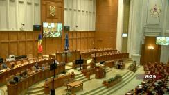 Ședința în plen a Camerei Deputaților României din 26 octombrie 2021