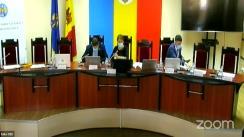 Ședința Comisiei Electorale Centrale din 26 octombrie 2021
