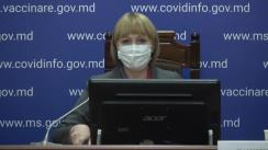 Conferință de presă organizată de Ministerul Sănătății privind accesul populației la medicamente