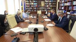 Ședința Comisiei economie, buget și finanțe din 27 octombrie 2021
