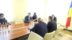 Ședința Comisiei securitate națională, apărare și ordine publică din 27 octombrie 2021