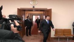 Ședința Comisiei Guvernamentale pentru Reintergare din 29 martie 2012 (imagini protocolare)
