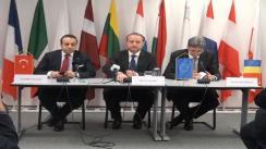 """Conferinta """"Viitorul relațiilor Turciei cu Uniunea Europeană. Noi provocări și oportunități"""""""
