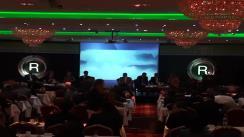 """SC Rulmenți SA Bârlad - Conferința """"URB - Un Brand Românesc de Succes"""""""
