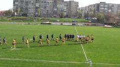 Meciul de Rugby între CSM București - Timișoara
