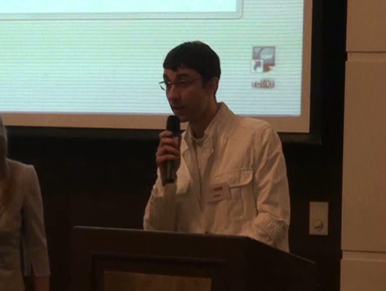 Conferinţa AdWeb 2012. Igor Oganesean, Gazprom Media Digital - VIDEOВОЗМОЖНОСТИ