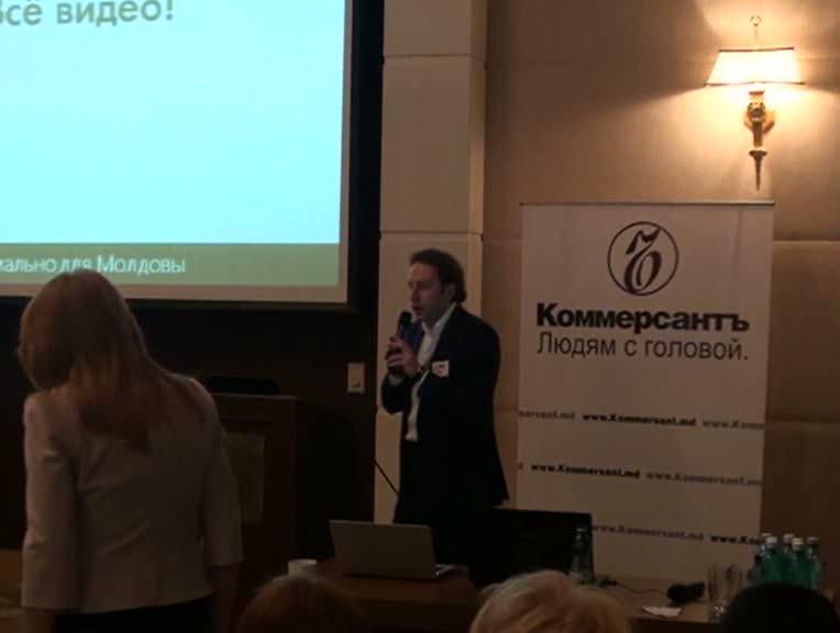 Conferinţa AdWeb 2012. Mihail Ilichev, RuTube - Как качество основного взаимодействия между онлайн медиа и пользователем влияет на эффективность рекламной коммуникации