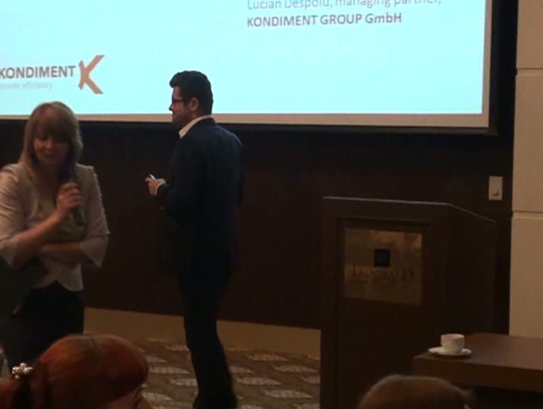 Conferinţa AdWeb 2012. Lucian Despoiu, Kondinment - Performance marketing: How to have measurable success on the internet