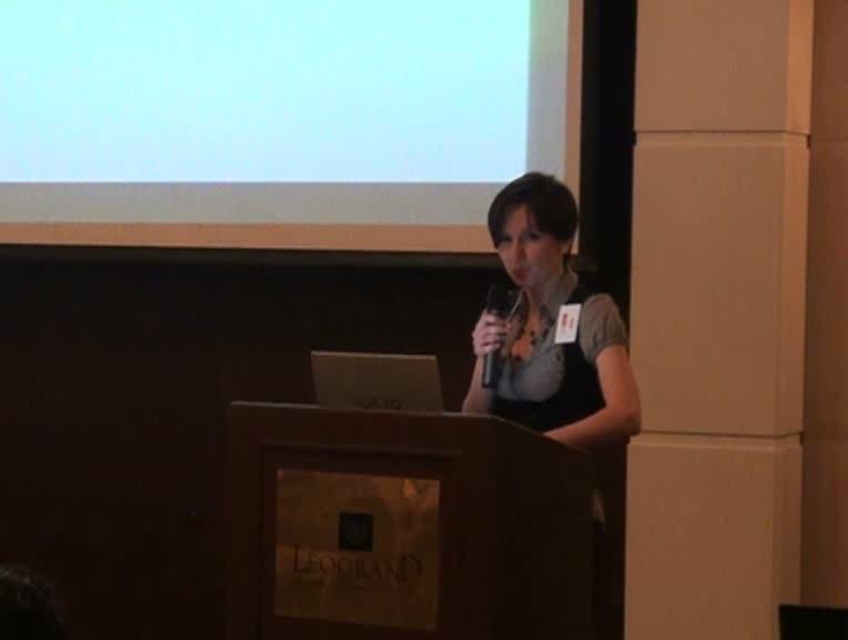 Conferinţa AdWeb 2012. Marina Grigorenco - Developing Results-oriented Digital Strategy