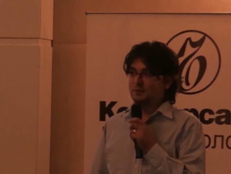 Conferinţa AdWeb 2012. Catalin Emilian, Gemius - Сifrele iau locul intuiţiei în campaniile publicitare online