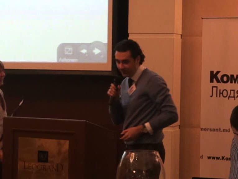 Conferinţa AdWeb 2012. Dumitru Slonovschi, Magenta Consulting - Serviciile noi în mediul on-line. Realitatea utilizatorilor de internet - trenduri, stranietăţi şi ritualuri